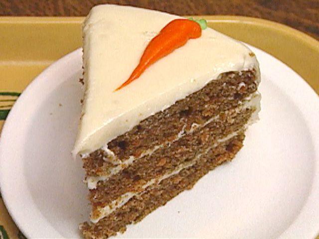 Recipe Of Carrot Cake In Urdu