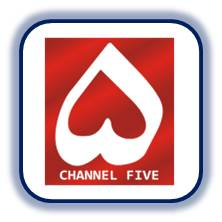Live Streaming of Channel Five, Watch Channel Five Free Online