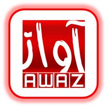 Live Streaming of Awaz TV, Watch Awaz TV Free Online